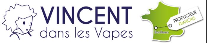 Logo vincent dans les vapes