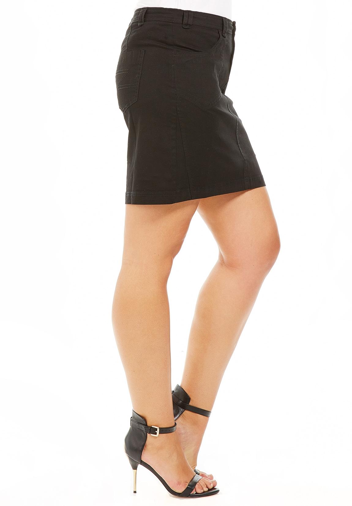 Tous les styles de la jupe droite