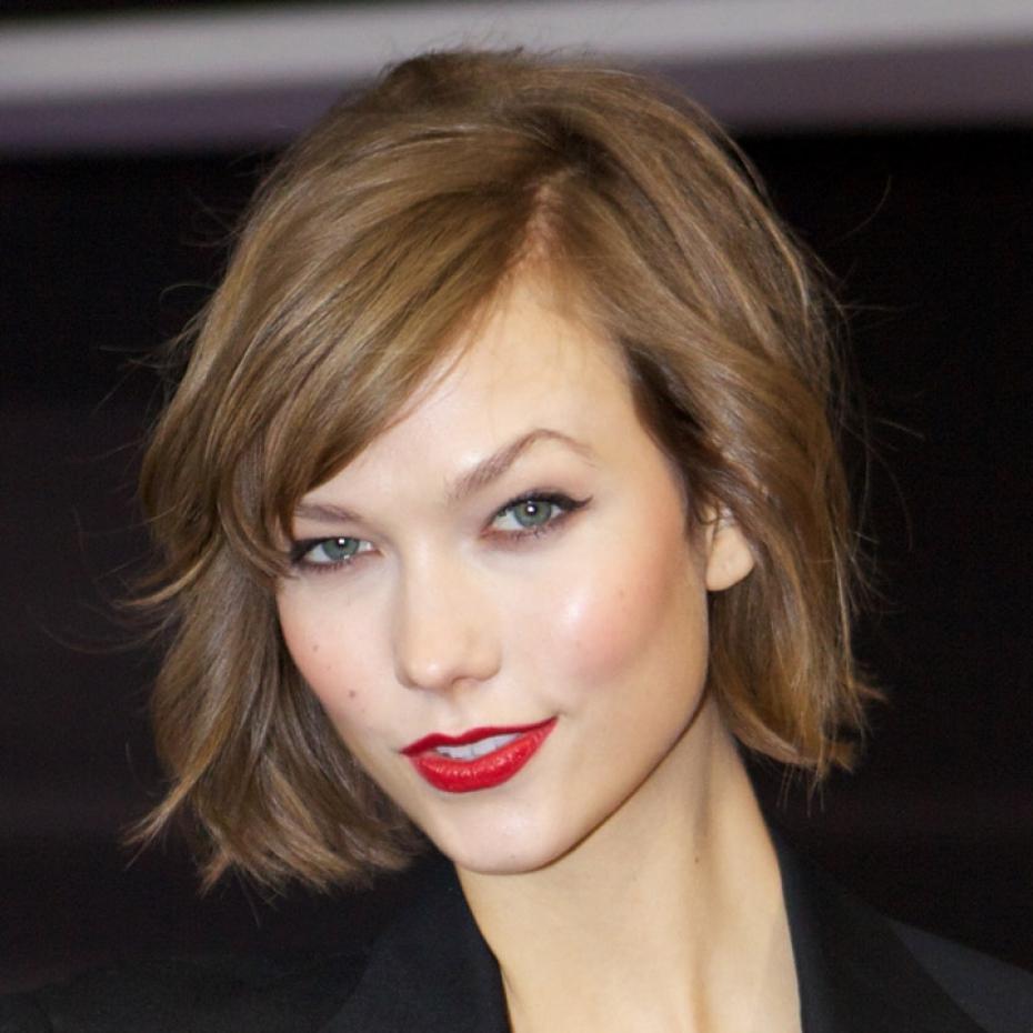 Coupe de cheveux a la mode