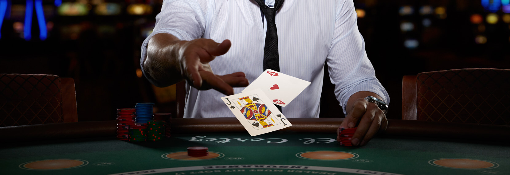 Blackjack: plus qu'un divertissement