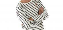 Vetement style marin femme pour un look féminin-masculin assumé