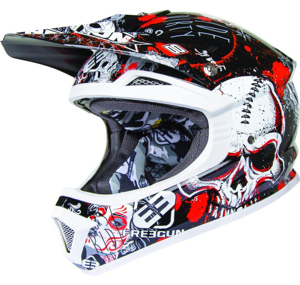 Pourquoi faut-il faire attention au poids d'un casque de motocross?